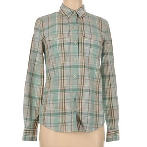 Patagonia | Long Sleeve Overcast Button Up Blouse